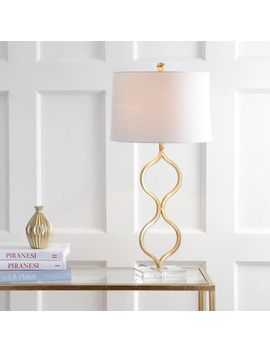 Golden Motif Table Lamp by Pier1 Imports