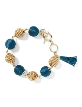 Classic Bauble Bracelet by Banana Repbulic