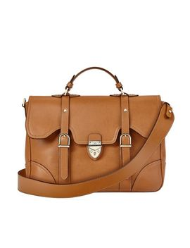 The Large Country Mollie Satchel by Aspinal Of London