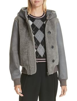 Meesha Genuine Shearling Jacket by Rag & Bone