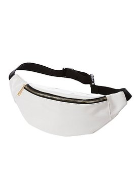 Patent Fanny Pack by Charlotte Russe