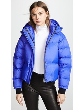Back Puffer Jacket by Iro.Jeans