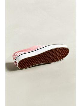 Vans Era Checkerboard Sneaker by Vans