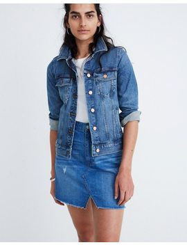 The Stretch Jean Jacket: Eco Edition by Madewell