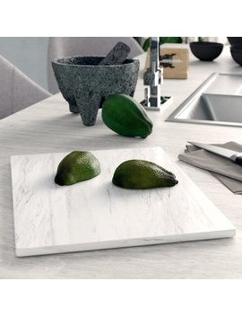 Mint Pantry Chrisley Marble Pastry Board & Reviews by Mint Pantry
