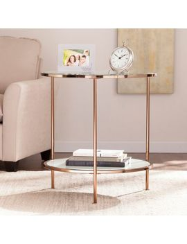 Blackburn Gold End Table by Pier1 Imports