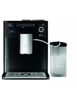 Melitta E970 103 Caffeo Ci One Touch Fully Automatic Coffee Maker With My Coffee Memory And Milk System   Black by Melitta