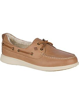 Women's Oasis Dock Winter Boat Shoe by Sperry