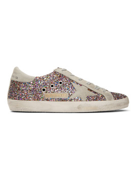 Ssense Exclusive White Tuesday Superstar Sneakers by Golden Goose