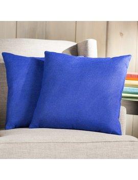 Charlton Home Boutin Throw Pillow & Reviews by Charlton Home