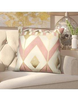 Willa Arlo Interiors Greer Throw Pillow & Reviews by Willa Arlo Interiors