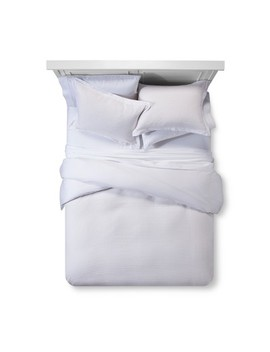 Matelasse Duvet Cover Set   Fieldcrest® by Shop This Collection