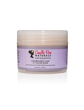 Camille Rose Naturals Caramelized Cane And Sugar Balm 8oz, Pack Of 1 by Camille Rose Naturals