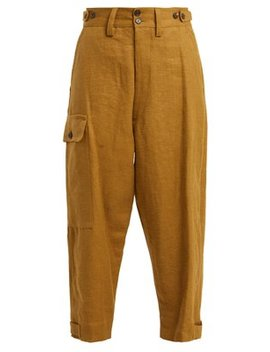 Military Hemp Trousers by Vivienne Westwood