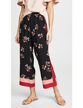 Feel The Flower Trousers by Bb Dakota
