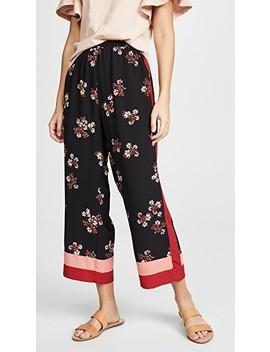 Feel The Flower Trousers by Bb Dakota