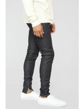 Brion Skinny Jeans   Indigo by Fashion Nova