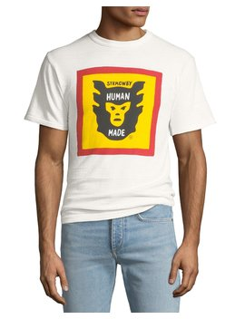 Men's Logo Graphic T Shirt by Human Made
