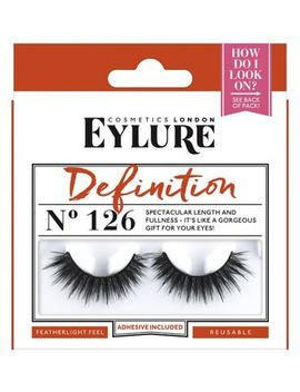 Eylure Definition Lashes No. 126 by Eylure
