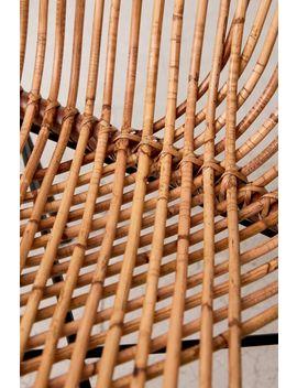 Brigitte Rattan Chair by Urban Outfitters