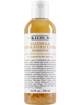 Calendula Herbal Extract Toner Alcohol Free by Kiehl's Since 1851