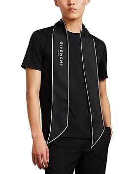 Logo Scarf Jersey T Shirt by Givenchy