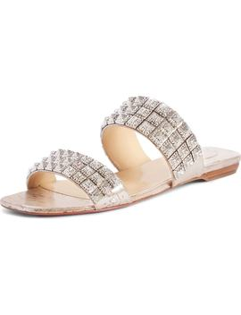 Myriadiam Studded Slide Sandal by Christian Louboutin