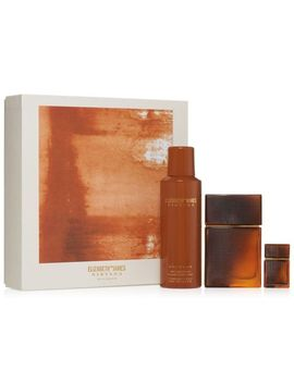 Elizabeth And James Nirvana Bourbon 3 Pc Parfum Set Spray Dry Shampoo by Elizabeth And James