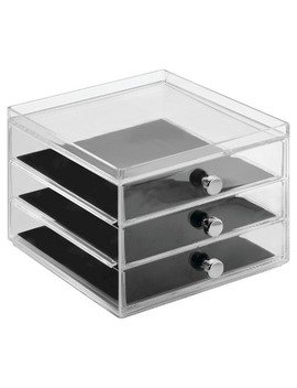 Drawers Jewelry   3 Drawer Slim by I Design