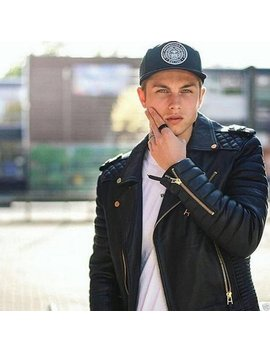 Kay Michael Quilted Black Biker Real Leather Jacket   Men's Genuine Nappa Sheep Leather Jacket by Etsy