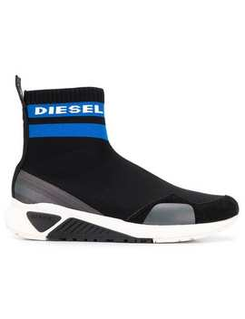 S Kb Sock Sneakers by Diesel