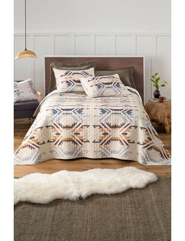 White Sands Quilt & Sham Set by Pendleton