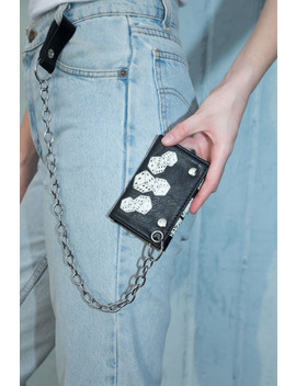 Dice Chain Wallet by Brandy Melville