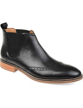 Thorne Wingtip Chelsea Boot by Thomas And Vine