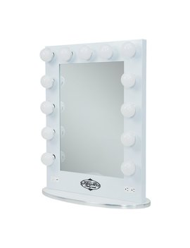 Vanity Girl Hollywood Broadway Lighted Bathroom/Vanity Mirror & Reviews by Vanity Girl Hollywood