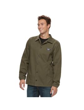 Men's Vans Jackfree Twill Jacket by Kohl's