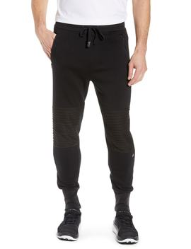 Moto Jogger Pants by Alo