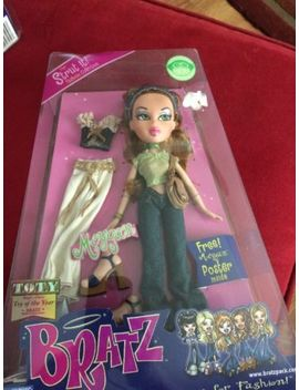 2002 Bratz Strut It! Meygan 29cm Fashion Doll. Huge Saving by Bratz