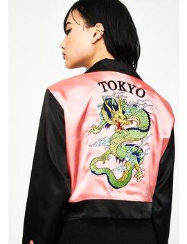 Culture Shock Souvenir Jacket by Current Mood