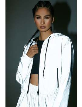 Active Reflective Jacket by Forever 21