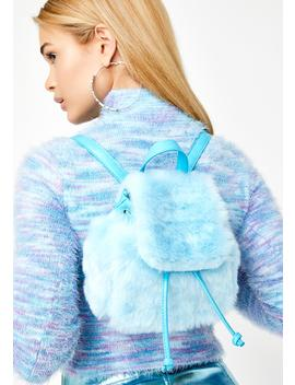 Out Of The Blue Mini Backpack by Horoscopez