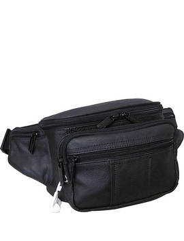 Easy Traveller Fanny Pack by Ameri Leather