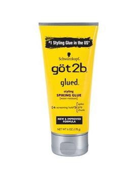 Got2b Glued Styling Spiking Hair Glue, 6 Ounce by Got2b