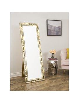 House Of Hampton Charlot Full Length Mirror by House Of Hampton