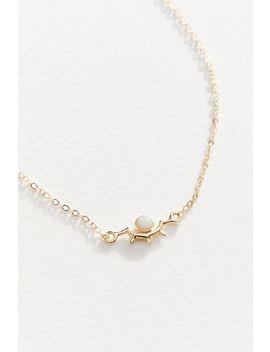 Merewif Beam Necklace by Merewif