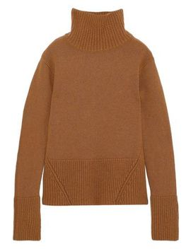 Parker Merino Wool Turtleneck Sweater by Iris & Ink