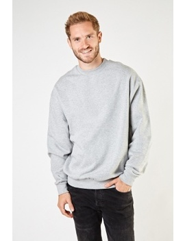 Light Grey Basic Sweater by Everything5 Pounds