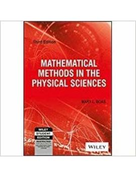 Mathematical Methods In The Physical Sciences by Amazon