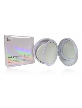 It Cosmetics Bye Bye Pores Illumination Poreless Finish Airbrush Pressed Powder In Radiant Transulcent 0.31 Oz by It Cosmetics