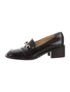 Horsebit Leather Loafers by Gucci